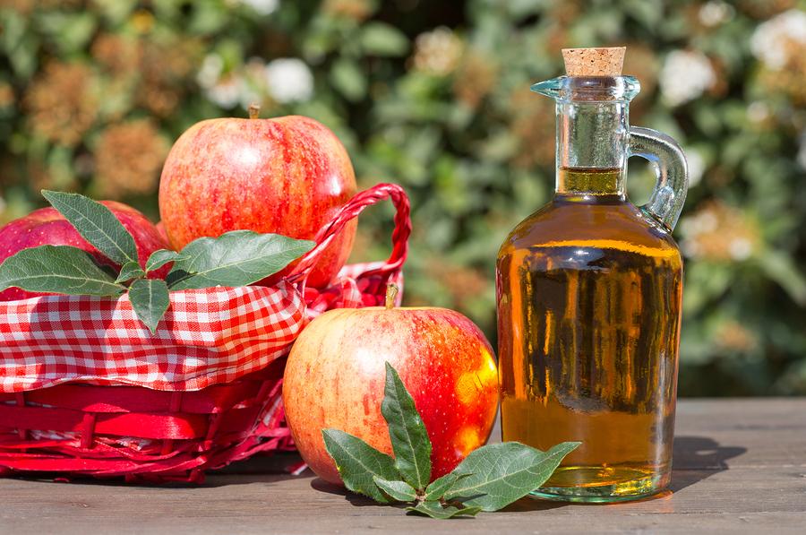 Apfelessig: Abnehmen mit Essig aus Äpfeln