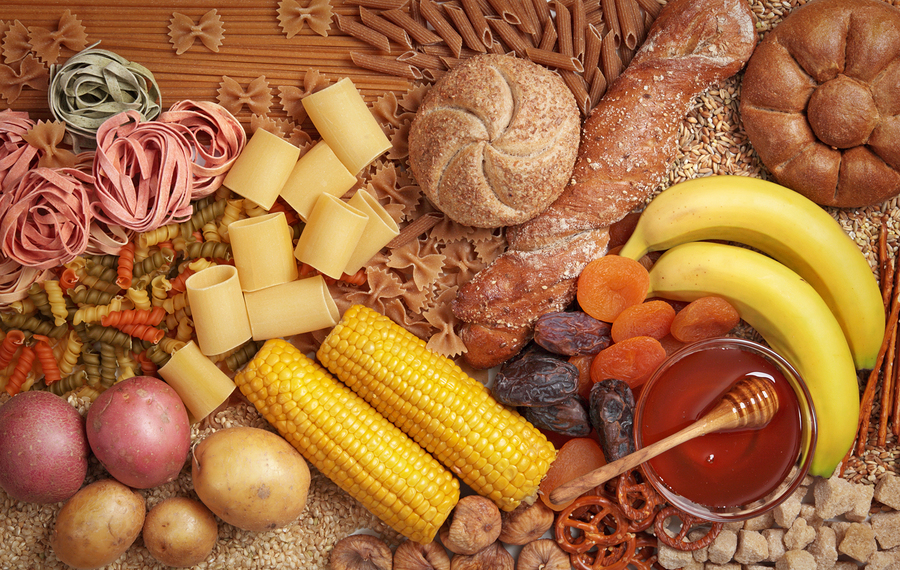 Diät und Kohlenhydrate