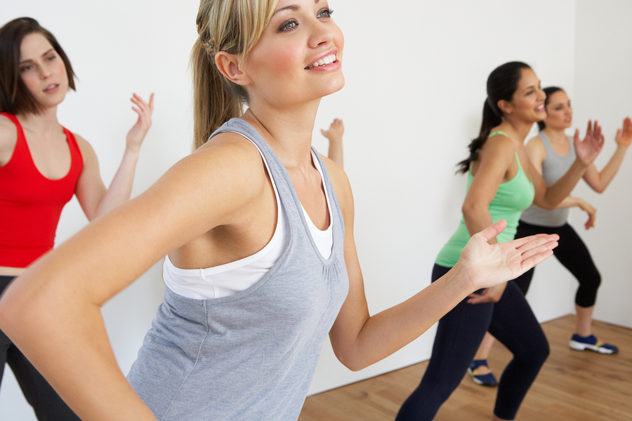 Fitness-Kurse