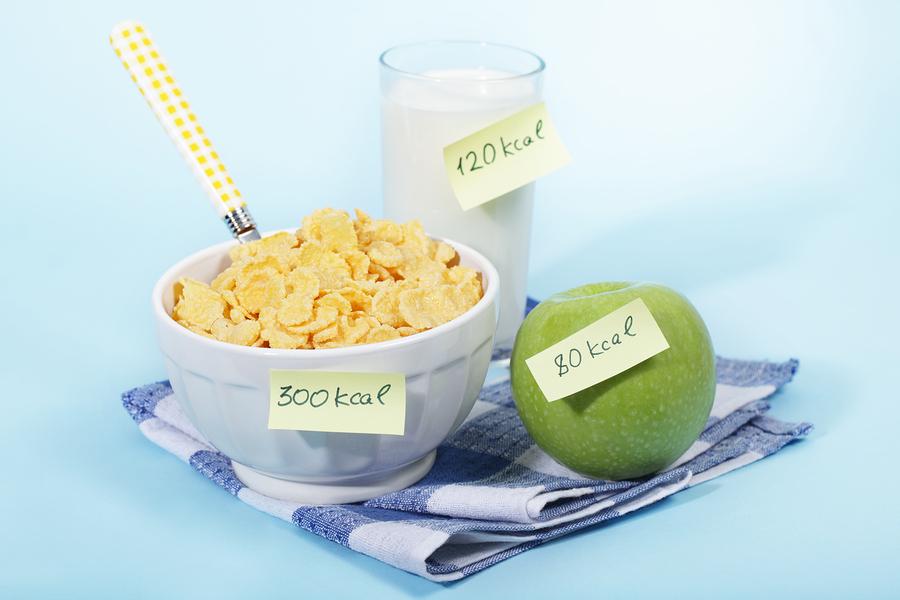 Den Kalorienbedarf errechnen