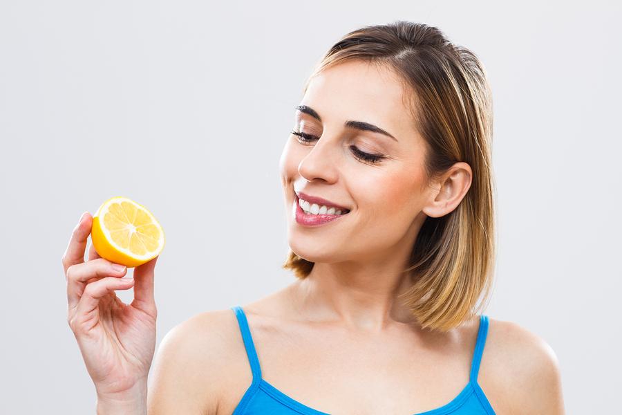 Zitrone zum Abnehmen