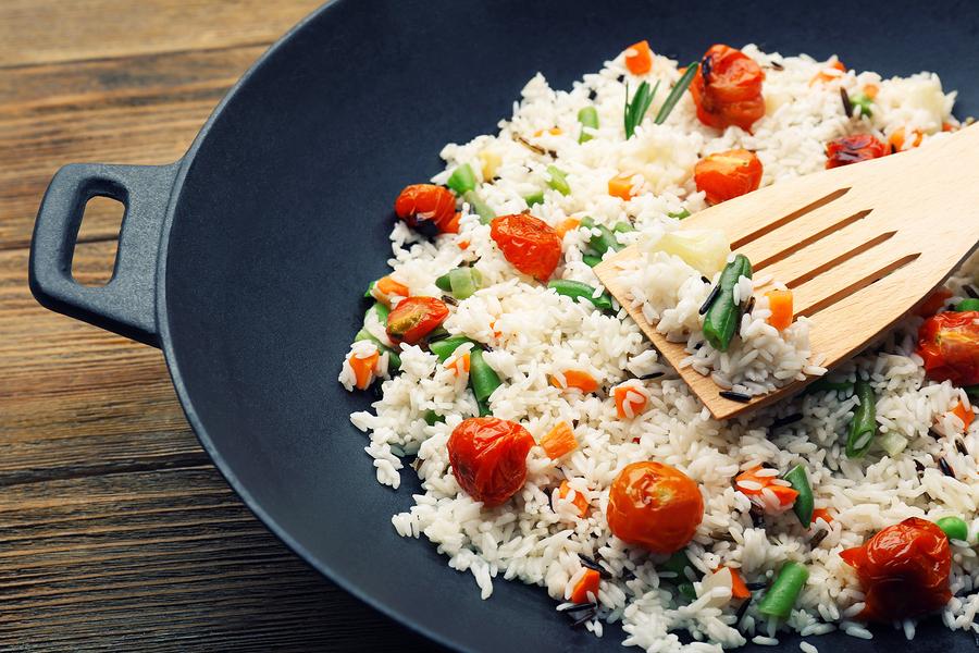Abnehmen mit Reis