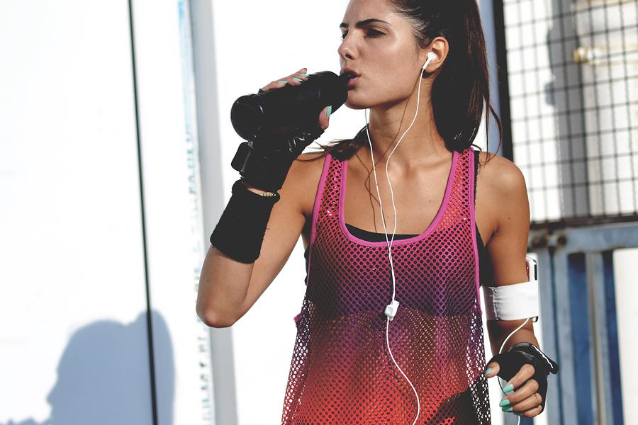 Fitness-Shake