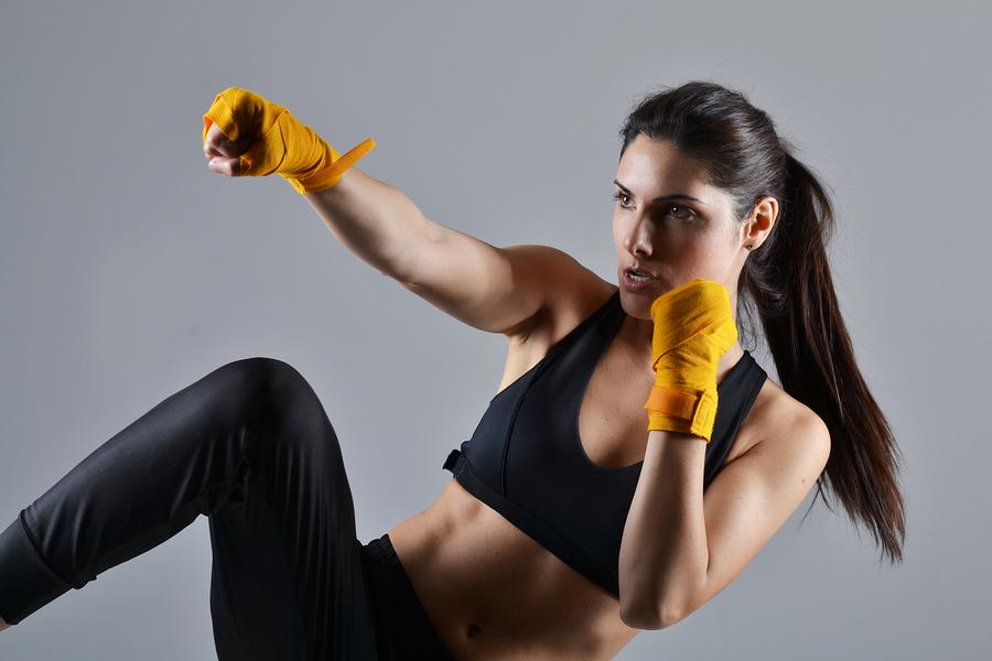Fitness: Boxen
