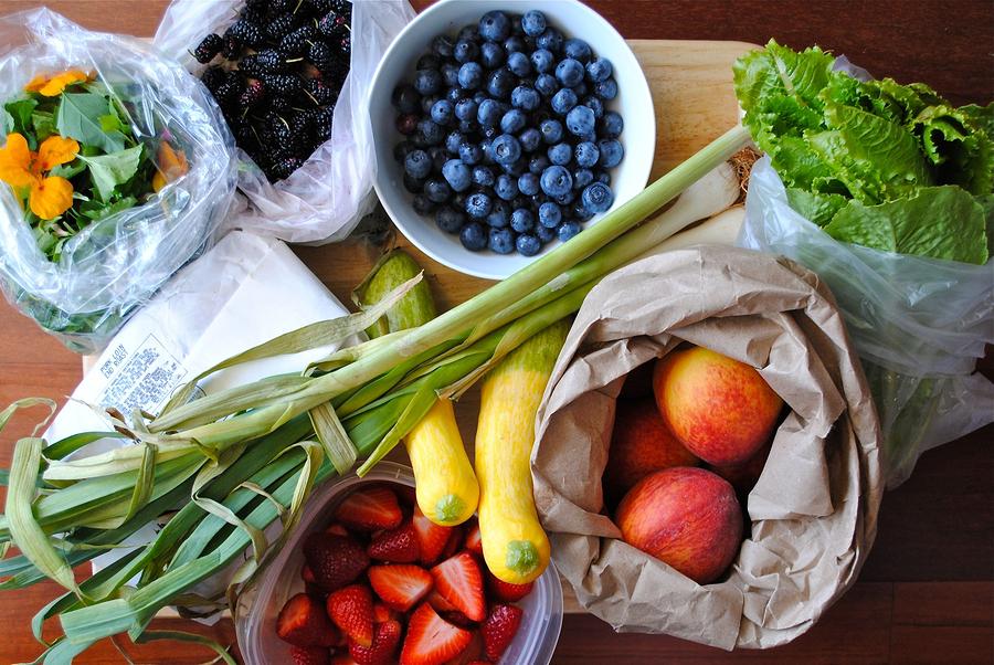 Obst-Gemüse-Diät