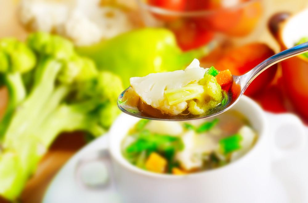 Kohlsuppe - Diät