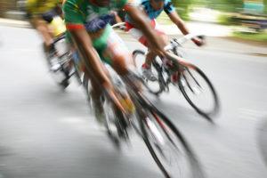 Radfahren zum abnehmen