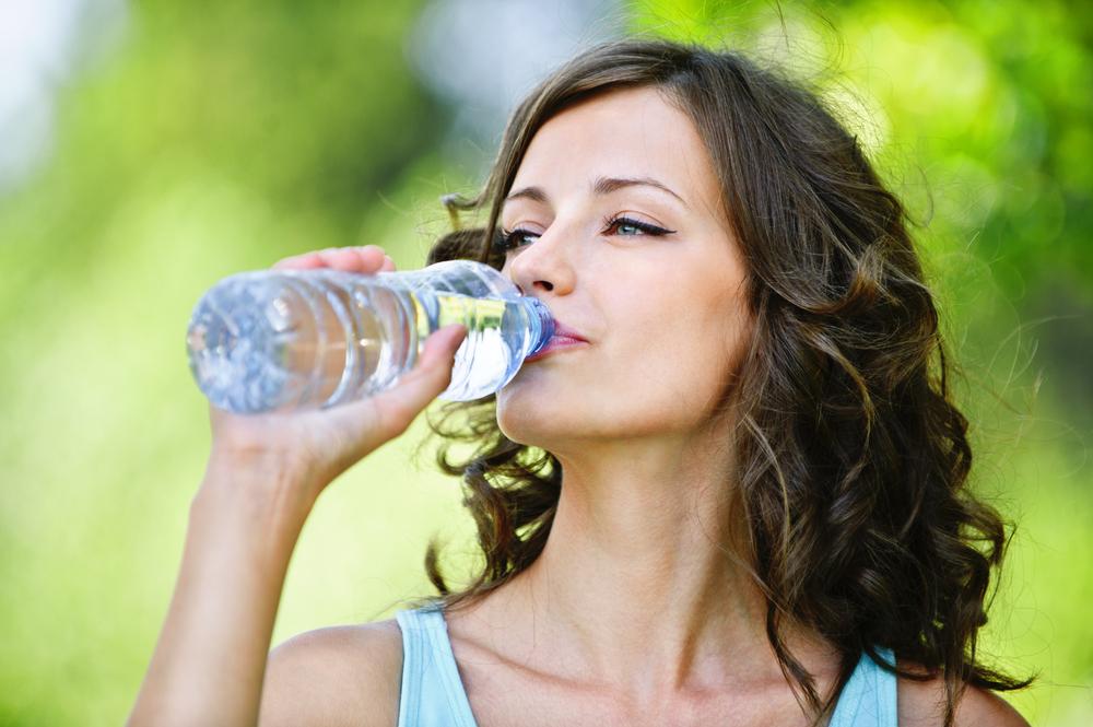 Wasser für gesunde Ernährung